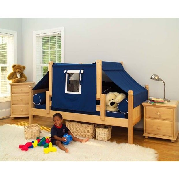 maxtrix kids twin daybed toddler bed with top tent yo