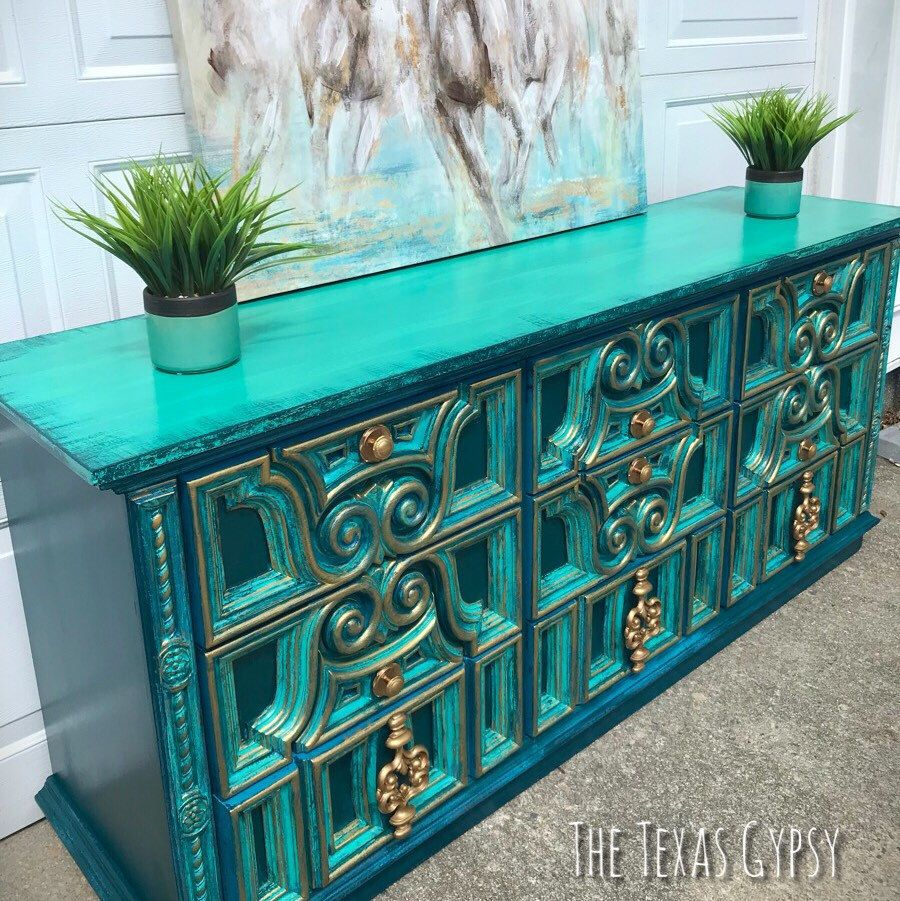 Best Modern Boho Dresser Buffet Credenza Sideboard Custom 640 x 480