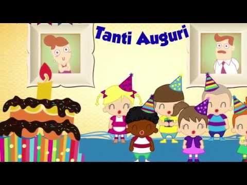 Buon Compleanno Tanti Auguri A Te Canzoni Per Bambini E Bimbi