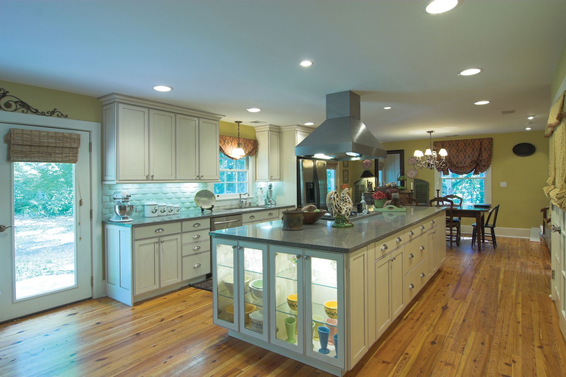 Most Efficient Kitchen Design Most Efficient Kitchen Island Design ...