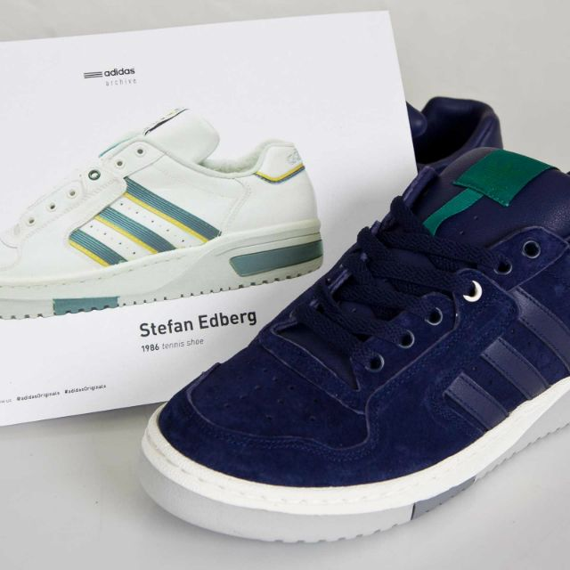 outlet store 225b6 eeca0 a vintage piece for the new year adidas originals edberg 86