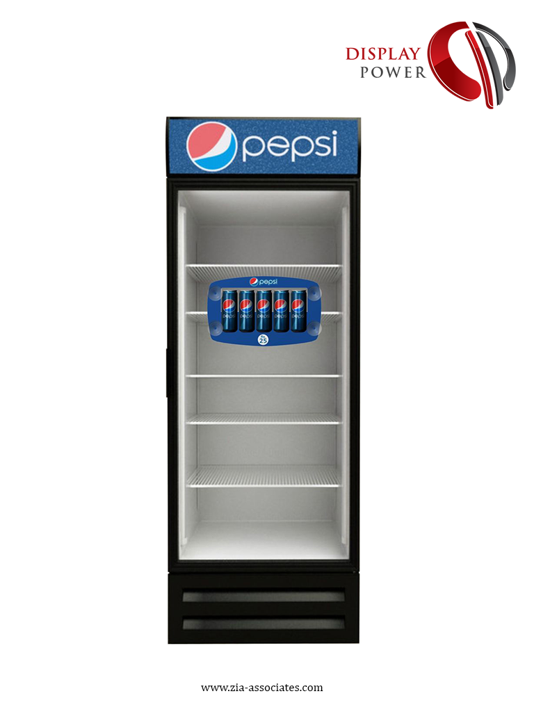 Pepsi Can Holder For Visi Cooler Designed Produced By Display Power Global Pakistan Pepsi Cola Pop Display Retail Signage