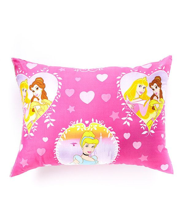 Look At This Disney Princess Microfiber Pillow On Zulily Today