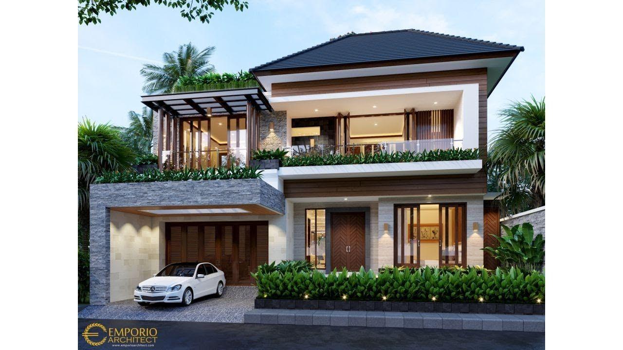Desain Rumah Bapak Hayadi Jakarta Barat By Emporio Architect