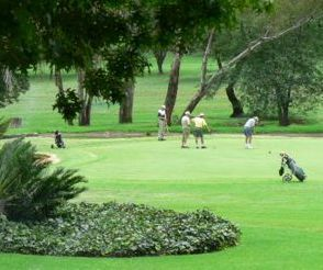 Great golfcourse awesome time with friends over the weekend