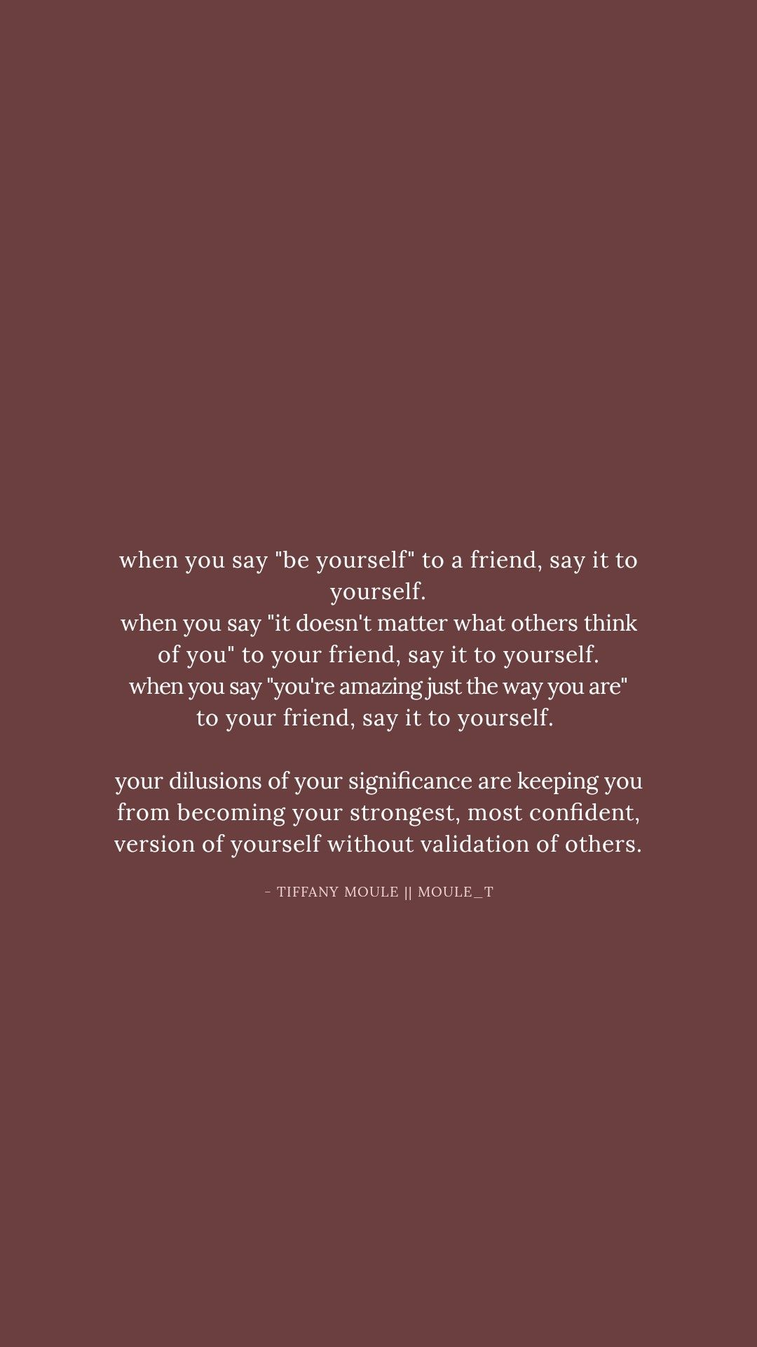 Self acceptance is a hard, but beautiful journey into self love & respect #selflove #selfcare