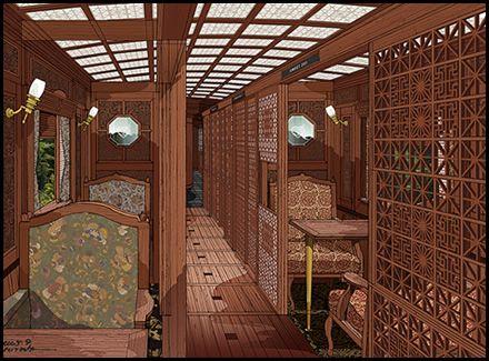デザイン Jr九州 Jrkyushu Sweet Train 或る列車 列車
