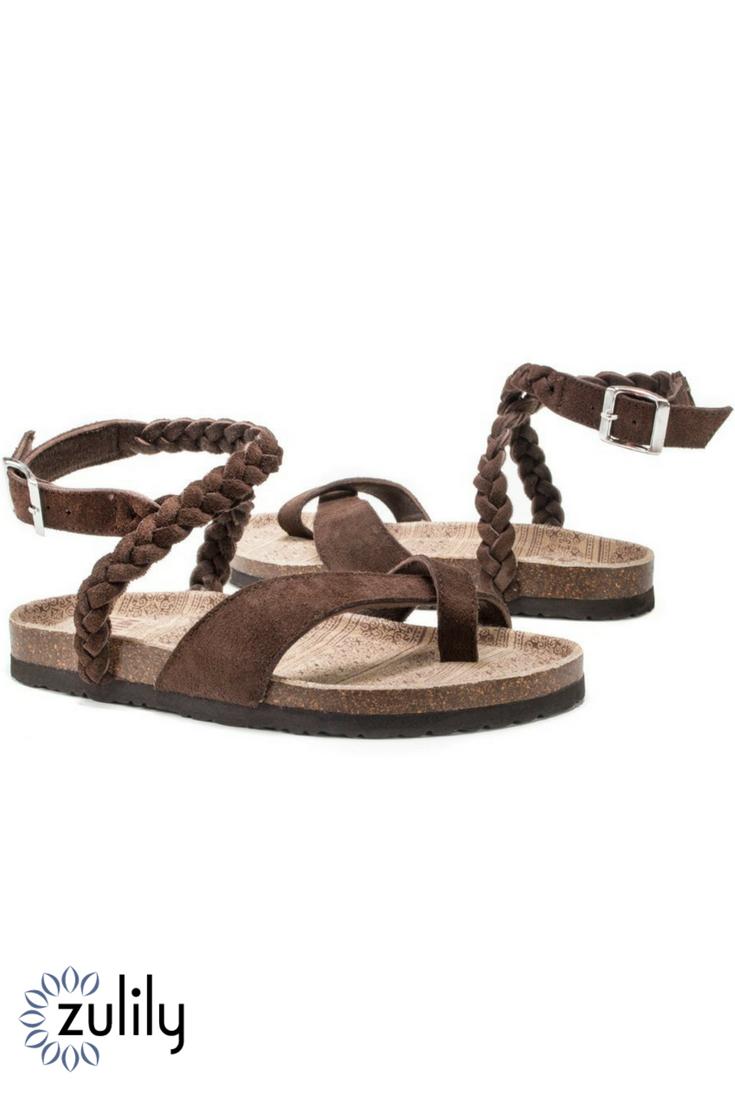 97dc75b8ecd4 Shop women sandals onzulilytoday these dark brown suede estelle png  735x1102 Dark brown womens sandals