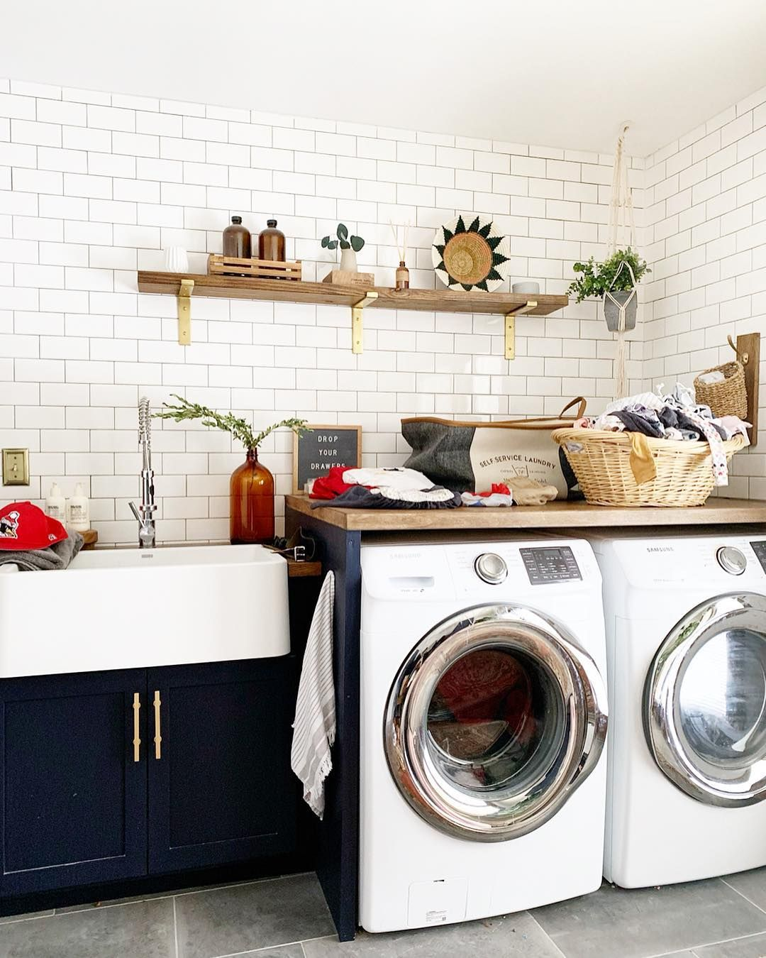 We'd Love To Do Laundry Here @brepurposed! Click The Image