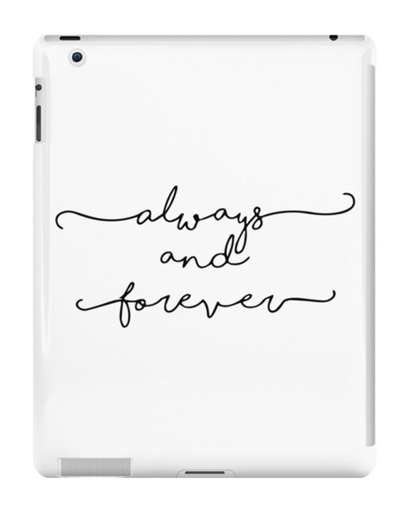 Our always forever vampire diaries ipad case is