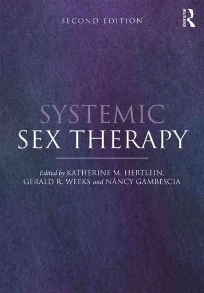 This comprehensive textbook, intended for graduate students in couple and family therapy programs as well as for clinicians of diverse orientations, offers descriptive discussions of sex therapy based