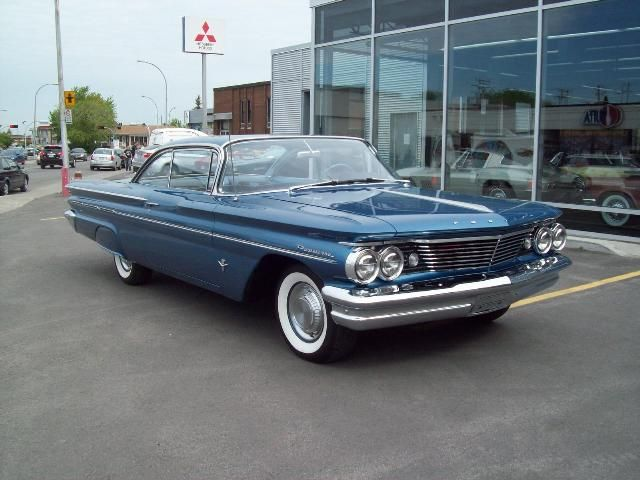1960 Pontiac Parisienne 1960 Pontiac Parisienne Montreal