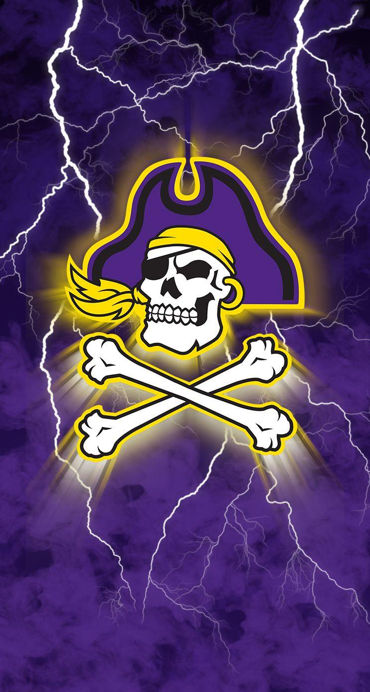 海賊旗 Wallpaper East Carolina Pirates Ecu Pirates