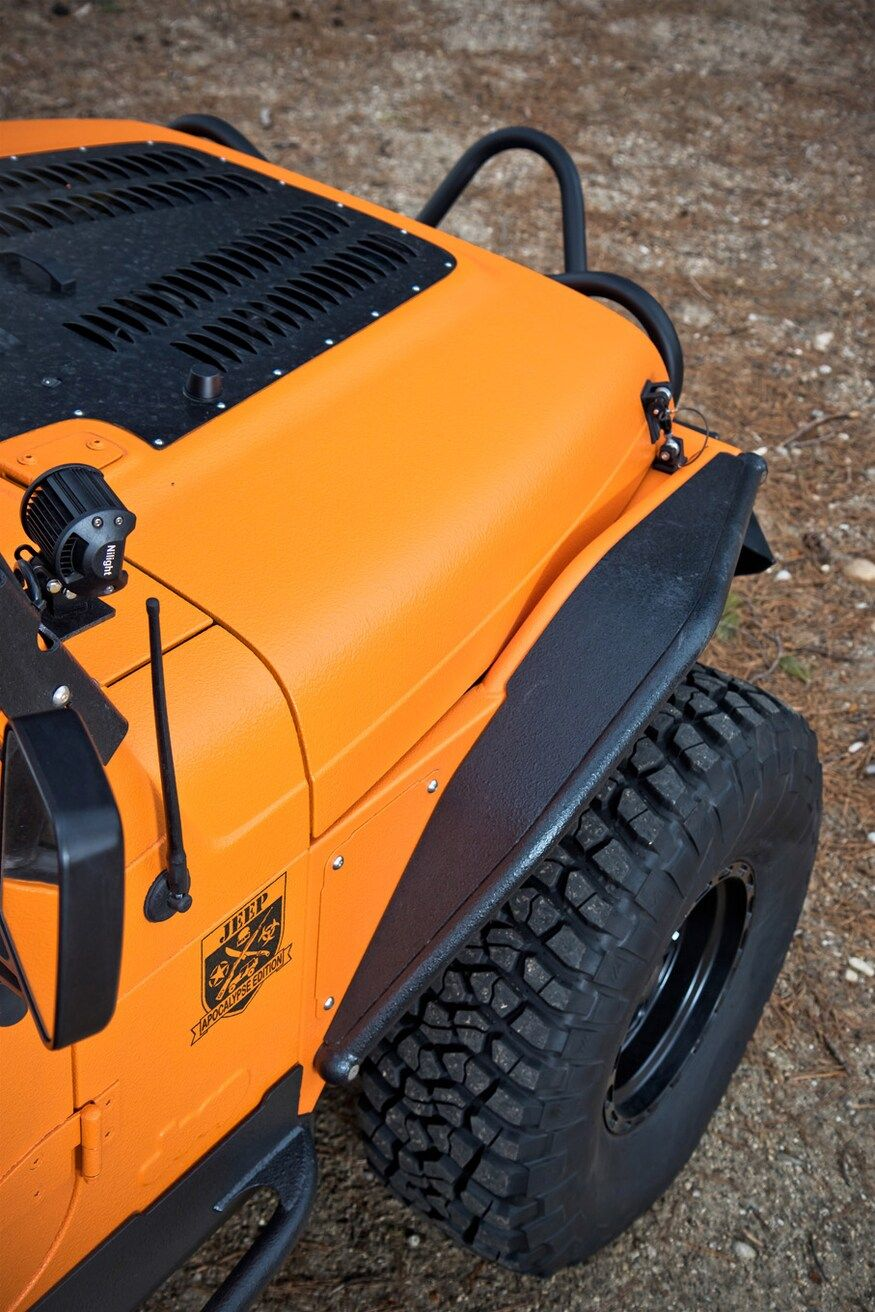 2002 Jeep Tj Wrangler Built For Overland Rally In 2020 Jeep Tj Overlanding Jeep