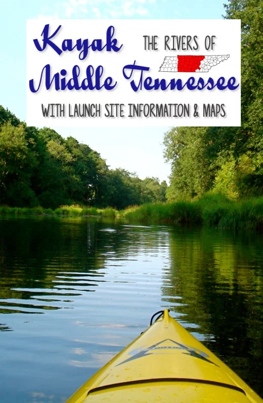 Photo of 10 Middle Tennessee Rivers You Want to Kayak, With Launch Site Information and M…