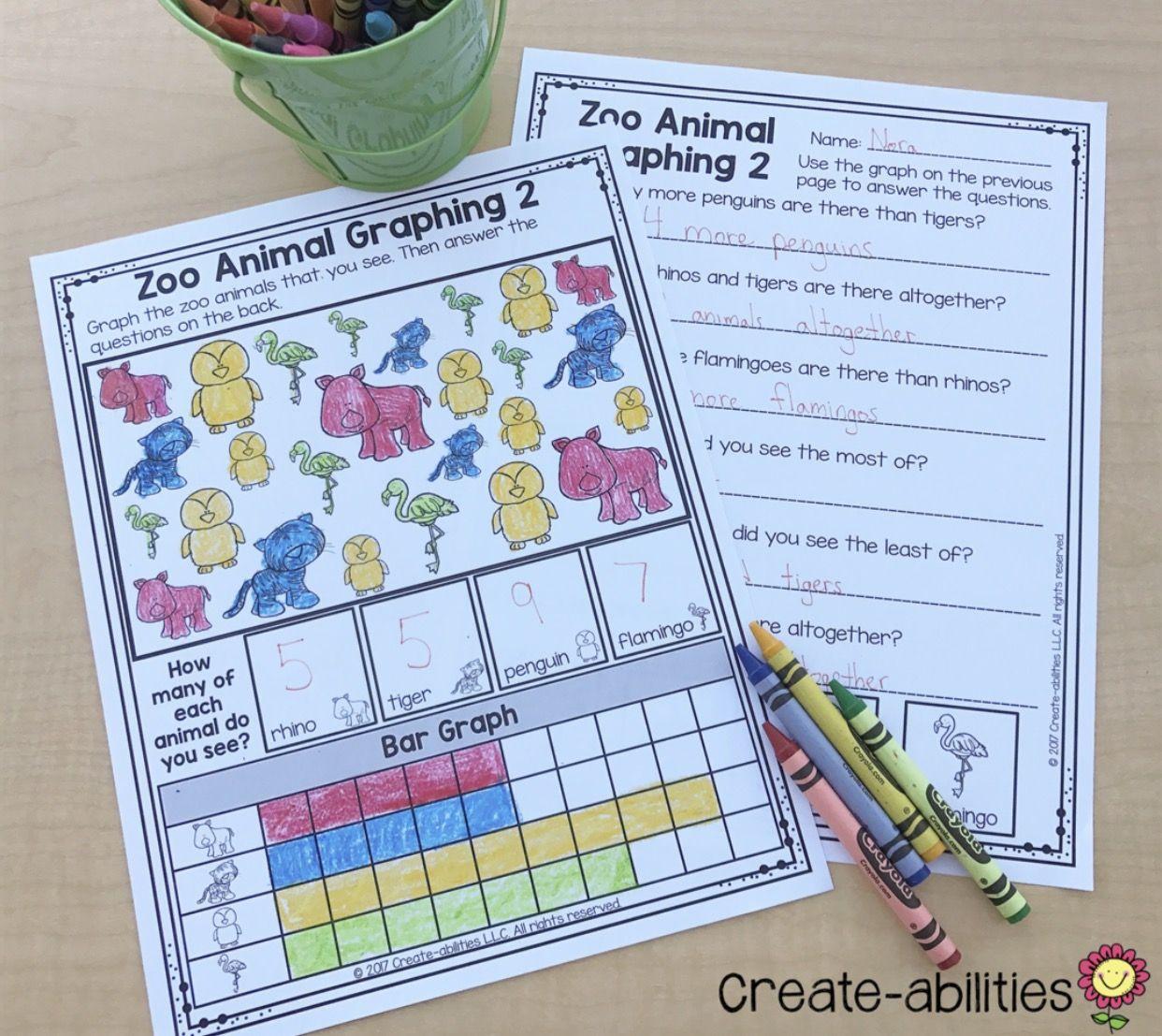 1st Grade Measurement Math Centers
