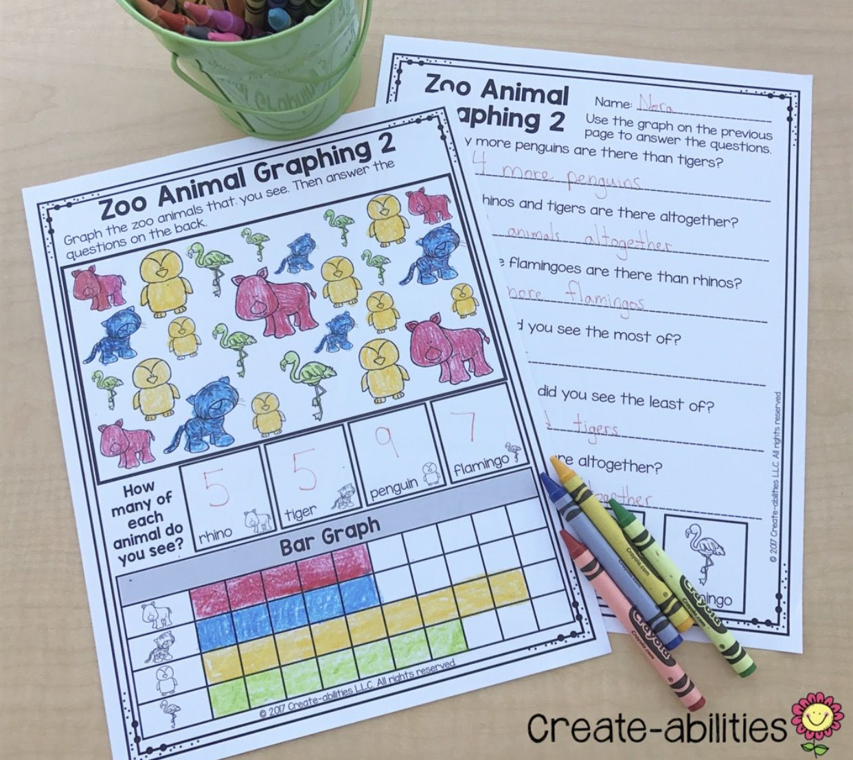 1st Grade Measurement Math Centers | Measurement activities, Math ...