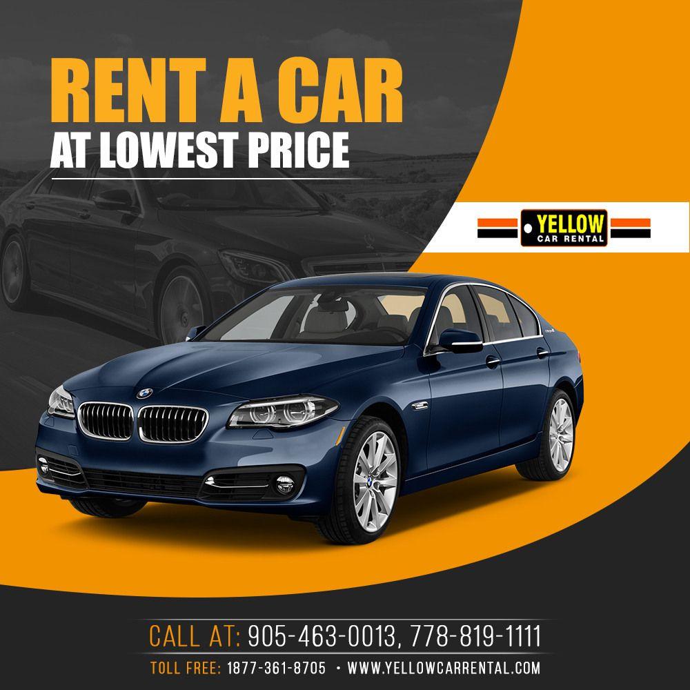 Rent A Car At Lowest Price Car Rental Company Car Rental Rent A Car
