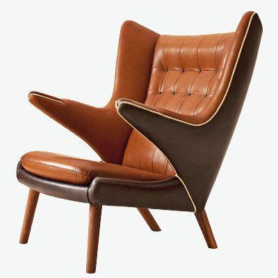 Teddy Bear Chair By Hans Wegner