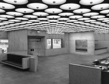 Marcel Breuer 1966 Whitney Museum Of American Art