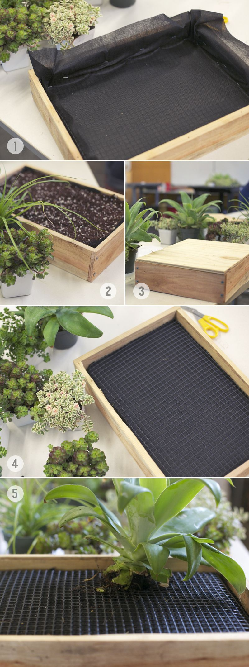 How to create a sturdy frame for