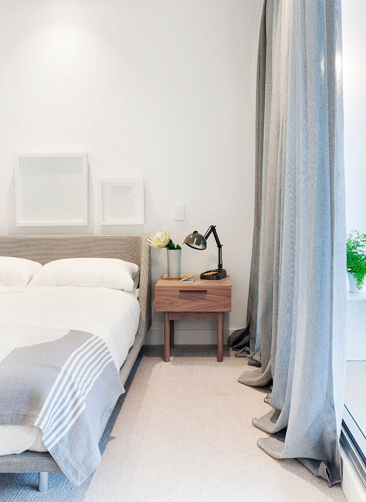 Bedroom Garden House Waterloo Apartment By Hecker Guthrie And Icon Co Est Living