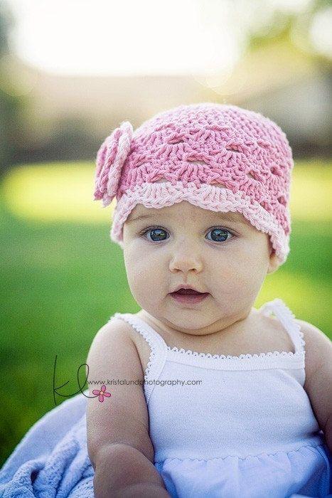 Newborn Crochet Hats, Crochet Baby Hats, Baby Photography Prop ...