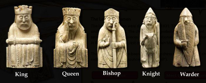 Mystery Of The Beautiful Viking Uig Chessmen Found On The Isle Of Lewis Scotland Schotland