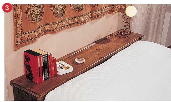 Costruire Un Letto In Legno Massello : Come costruire un letto contenitore in legno massello guida