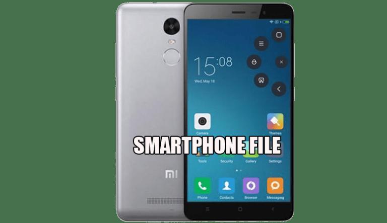 Xiaomi Redmi Note 3 SE Flash File Download   SMARTPHONE FILE