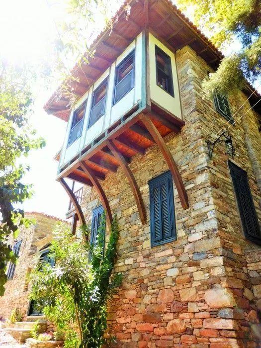 Eski osmanlı evleri için 8 fikir   evler, tarihi evler, manzara