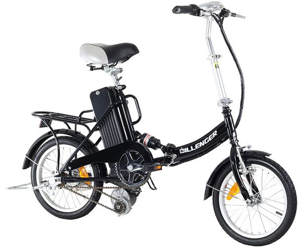 From Australia This Could Be The Beginning Of Affordable Reliable And Easy To Use Folding Electric Bike Dillenger Folding Electric Bike Electric Bike Bike