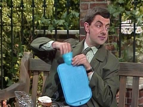 Video mr bean makes a sandwich mr bean beans and humor mr bean heads to the park for his lunch and makes his sandwich brilliant scenes with mr bean washing lettuce in his sock and making tea in his hot water solutioingenieria Images