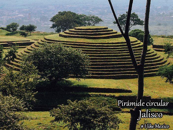 Piramide, Jalisco