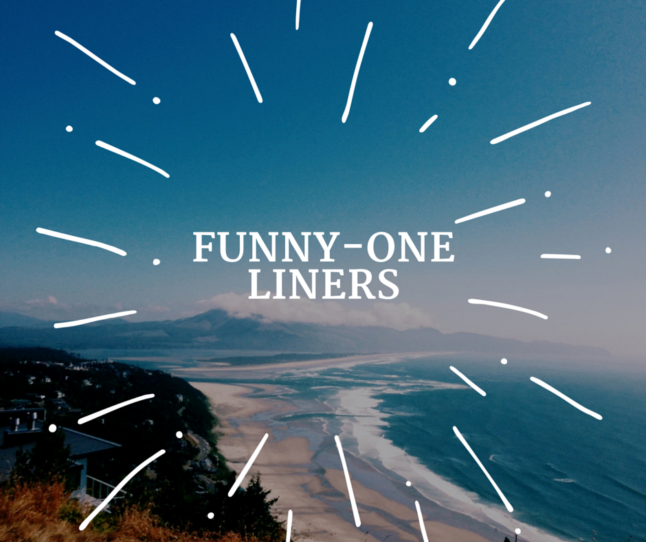 Funny One Liners Funny Jokes Factory Hilarious Stuff Happy Saturday Weekend Good Morning Saturday
