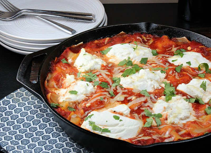 recipe: skillet lasagna cooks illustrated [12]
