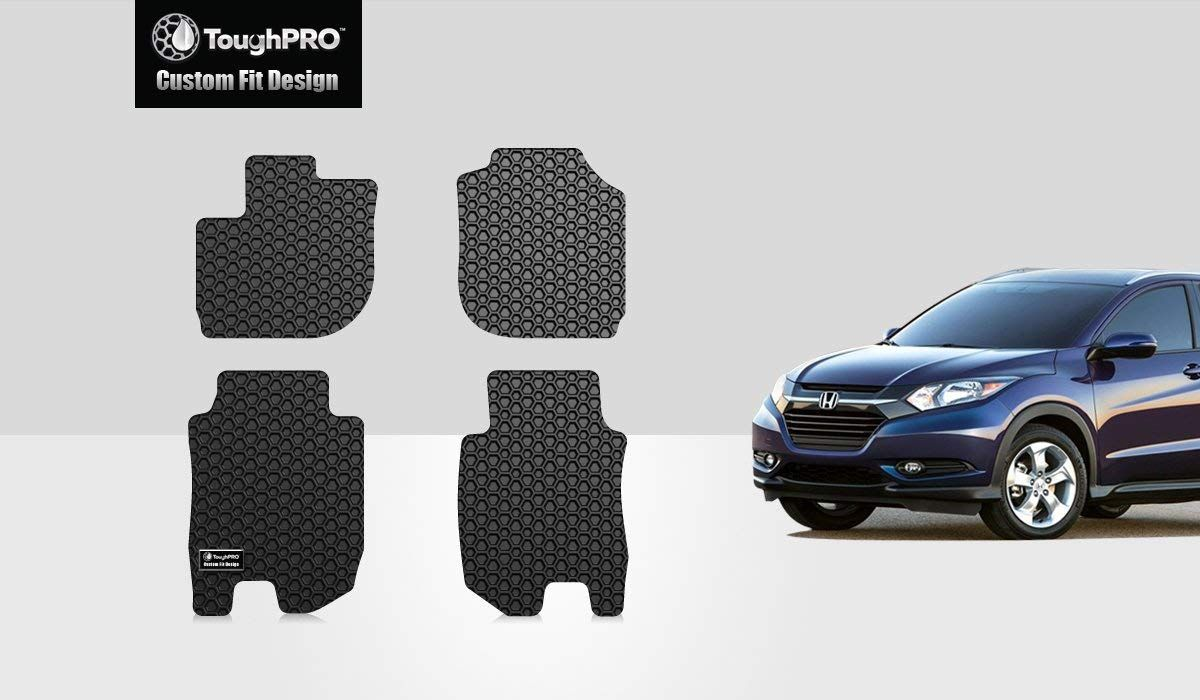 ToughPRO Honda HRV Floor Mats Set All Weather Heavy
