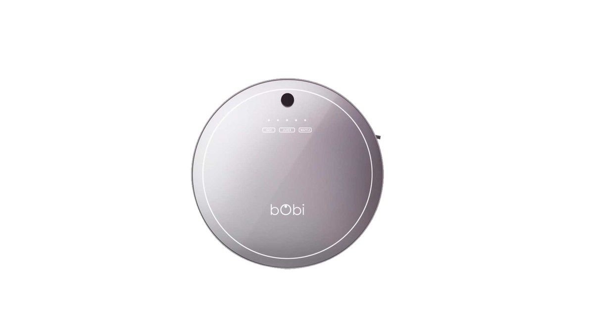 pet robot vacuum silver for at best buy