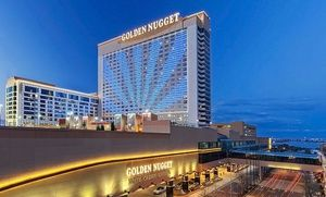 Groupon Stay At Golden Nugget Hotel In Atlantic City Deal