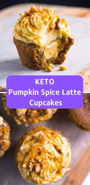 Joki's Kitchen: 4 Easy Keto & Low Carb Cupcake Recipes #pumpkinspicecupcakes