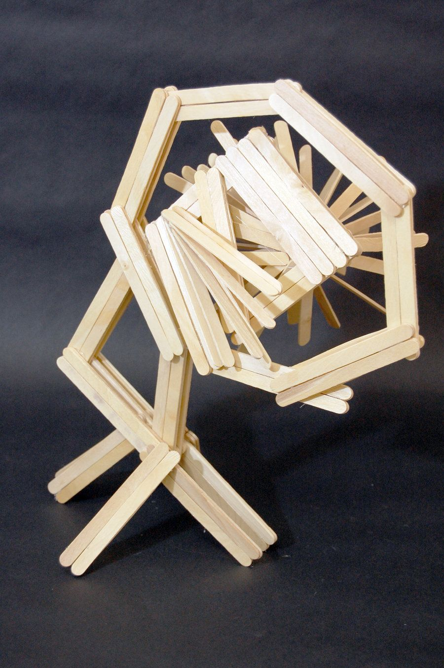 craft ideas with popsicle sticks molding sculpting. Black Bedroom Furniture Sets. Home Design Ideas