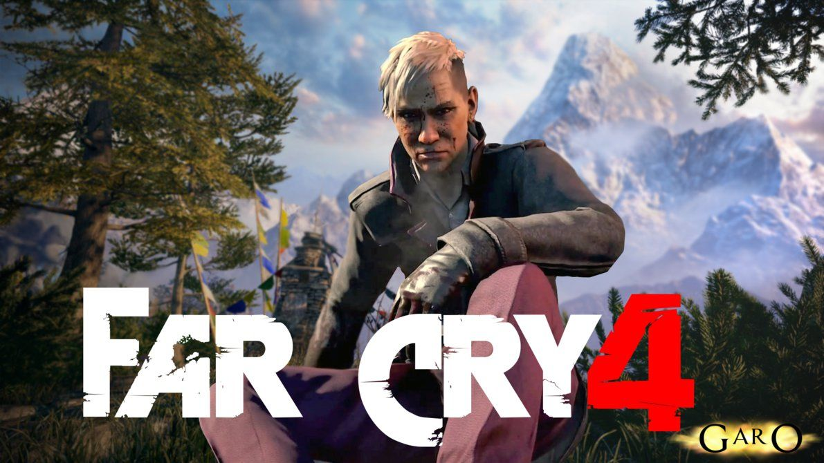 Far Cry 4 Wallpaper Pagan Min By Garoarts Far Cry
