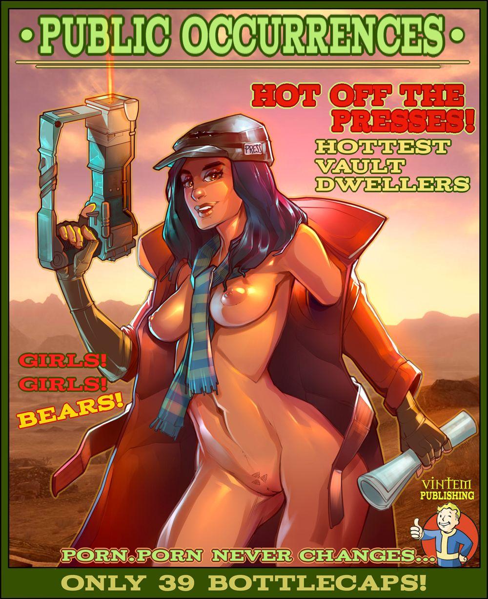 Anime Porn Comics Fallout update fantastic art piper wright fallout 4 | fallout fan