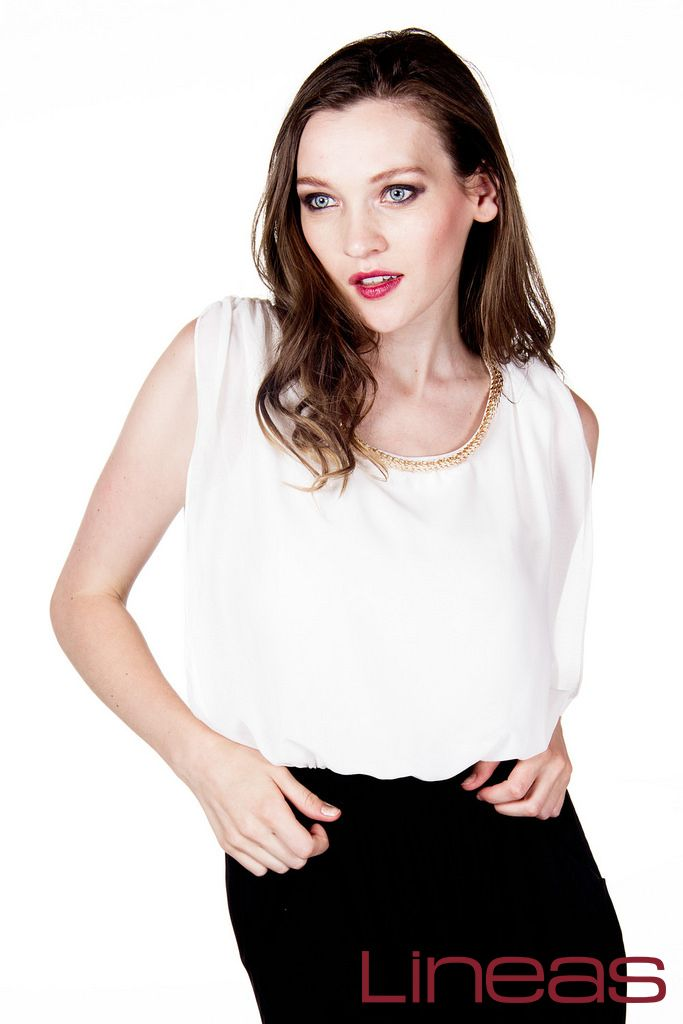 Jumper, Modelo 19731. Precio $225 MXN #Lineas #outfit #moda #tendencias #2014 #ropa #prendas #estilo #primavera #outfit #jumper