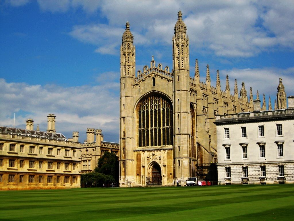 University Of Cambridge Uk Elished In The Early 13th Century Is Regarded