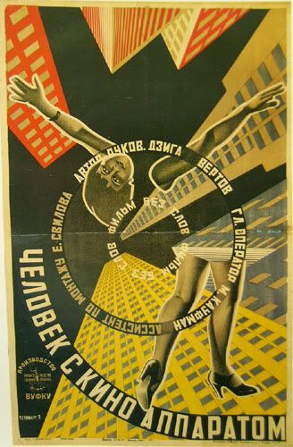 Film Posters Of The Russian Avant Garde Illustration Design
