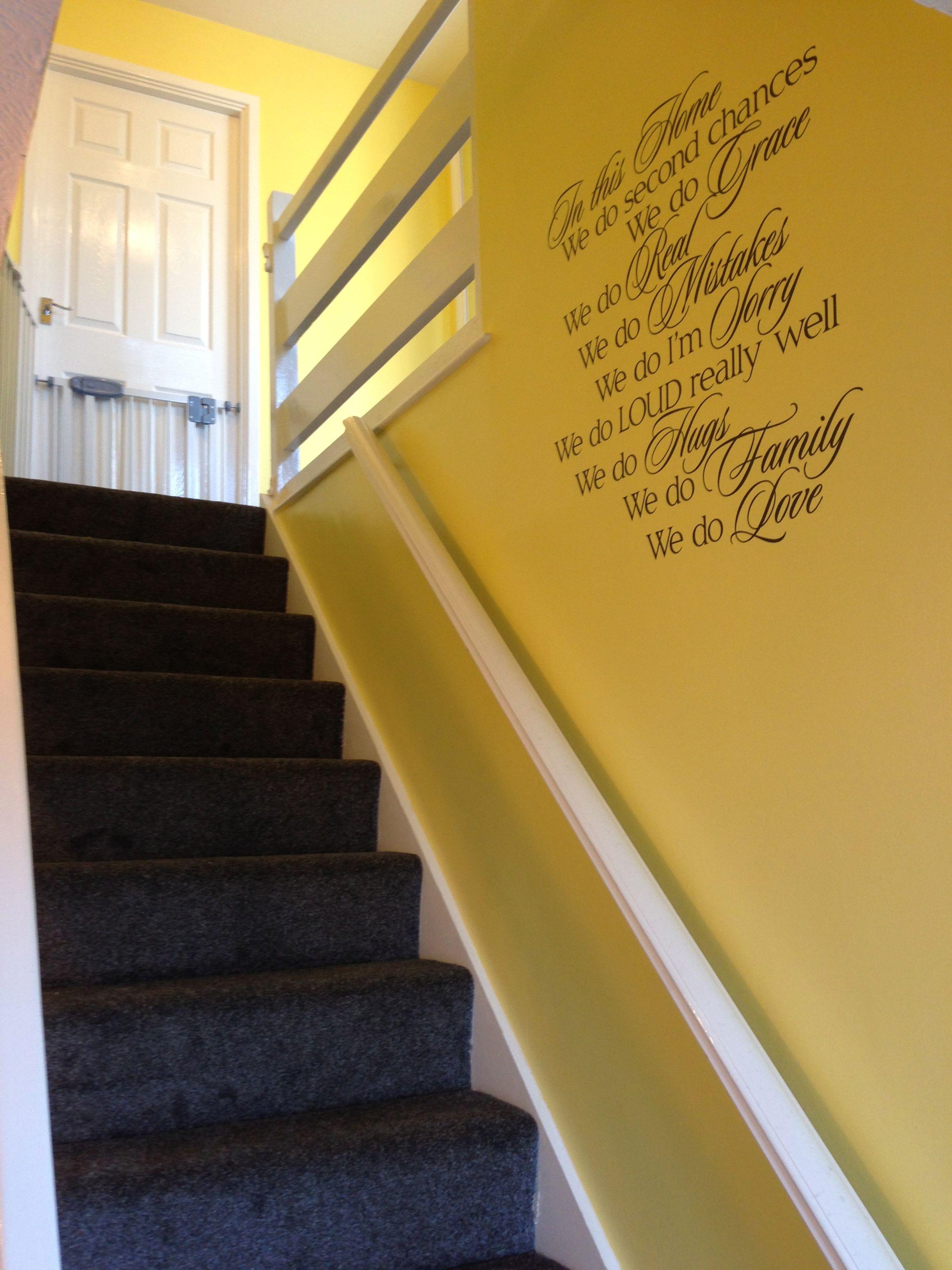 grey yellow hallway - Google Search | Hallway | Pinterest | Yellow ...