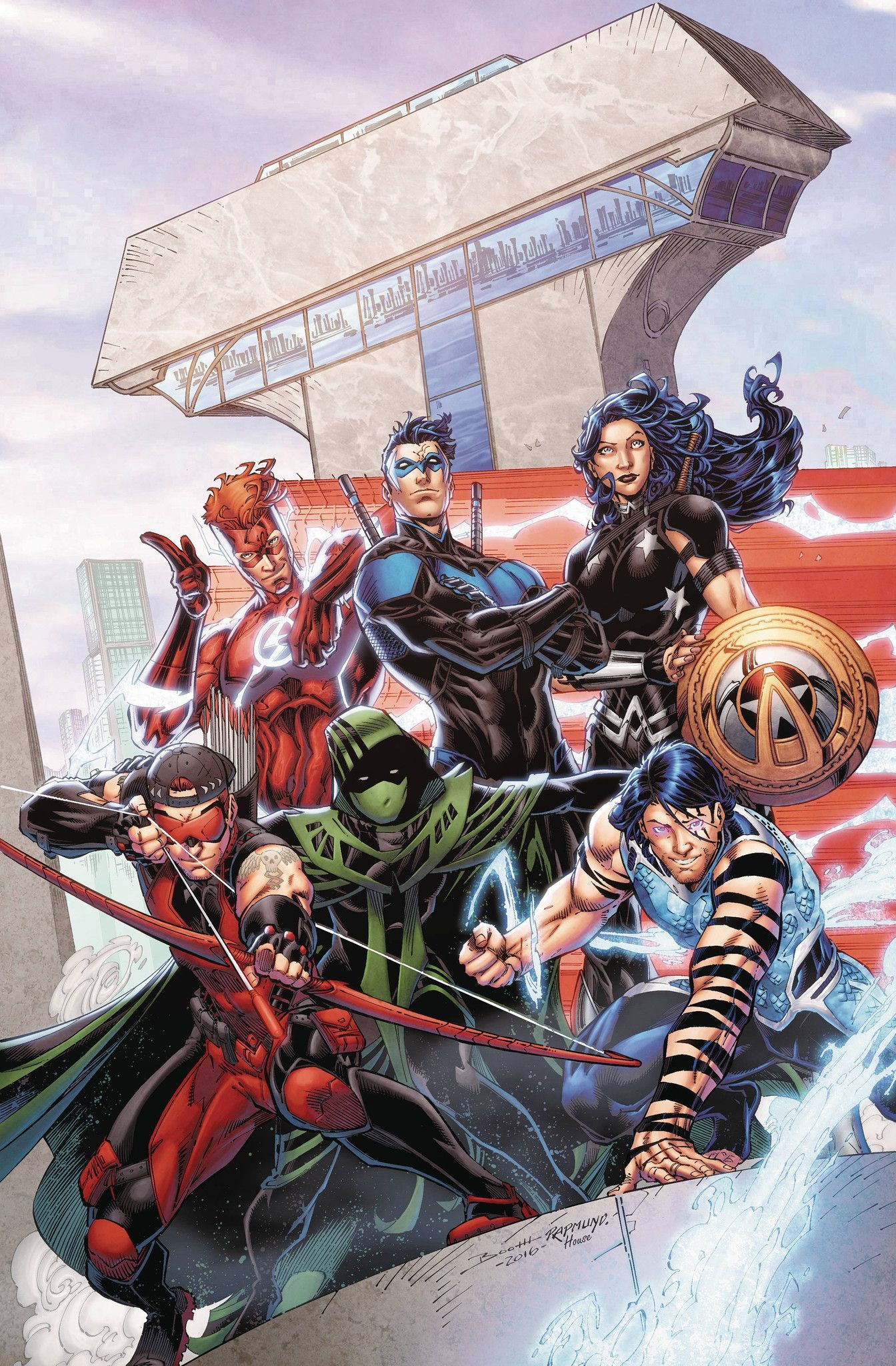 Cartoon Characters 8 Letters : Titans #8 marvel dc pinterest comic teen titans and superheroes