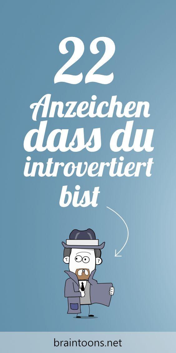 Bist du introvertiert? in 2020 | Introvertiert, Soziale
