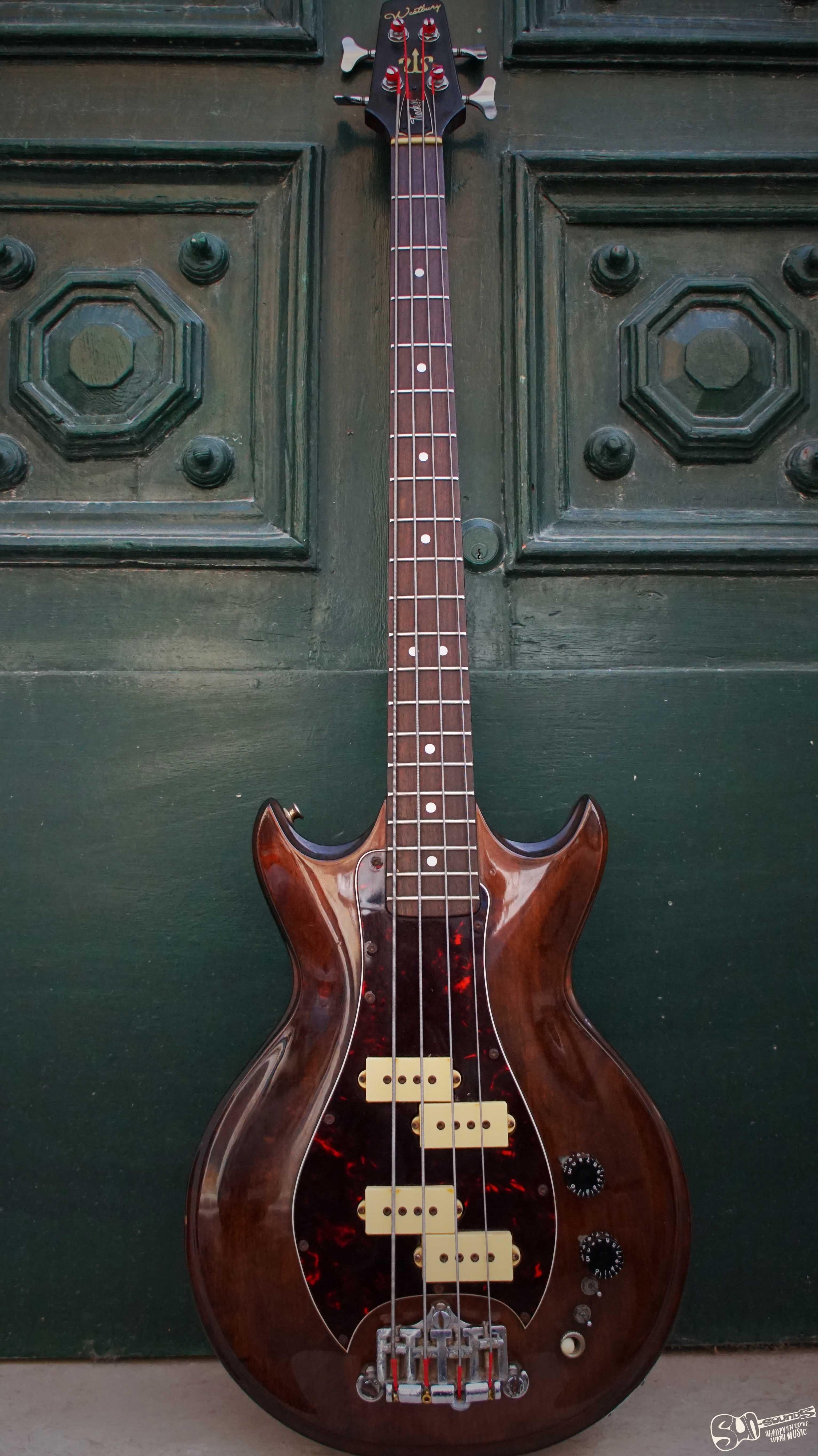 Westbury Track Iv Vintage Bass 1980 Bass Pinterest Bass
